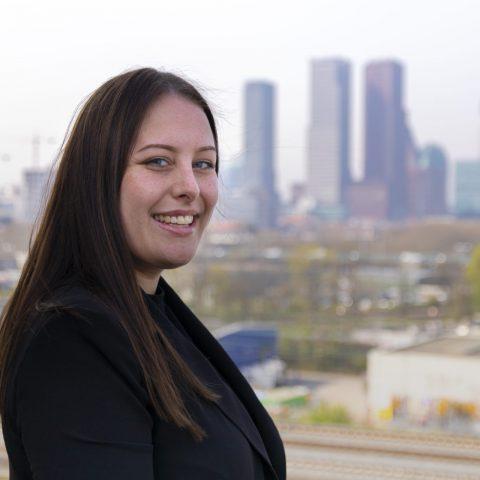 Christy de Jong