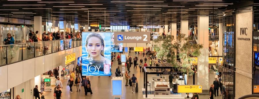 Schiphol Lounge 2 - Risicobewustzijn Schiphol - Cratos Consulting