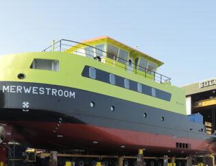 RWS Rijksrederij - Beheersing bouw schepen - Cratos Consulting