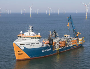 Succesverhaal - Van Oord - Offshore Wind - Cratos Consulting