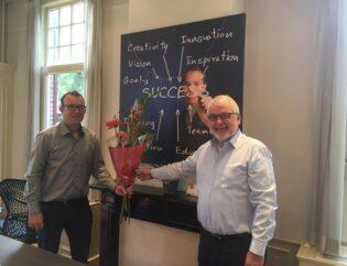 Start Gert Groenewegen als senior adviseur Projectmanagement - Cratos Consulting