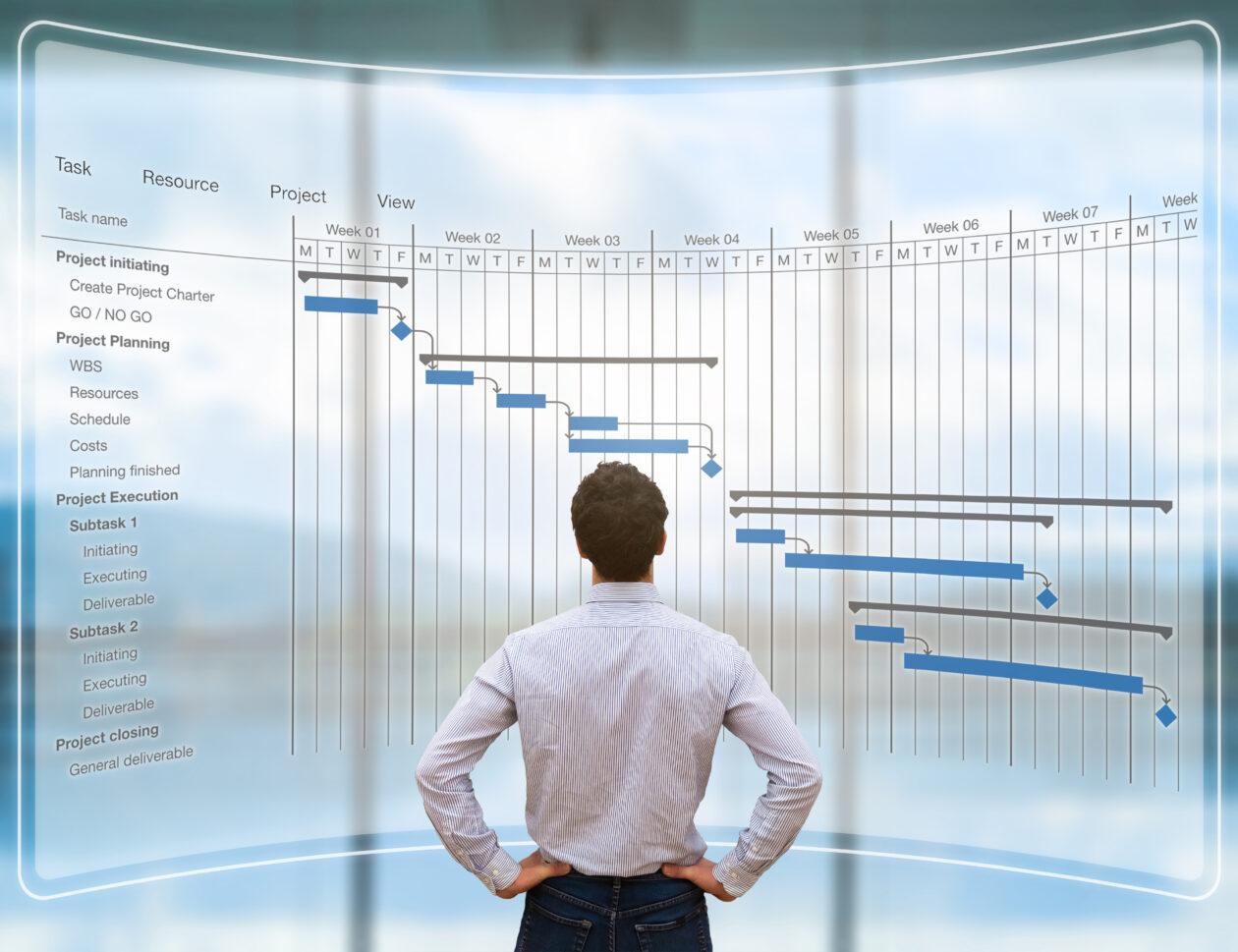 Risicogestuurde planning projectmanager - Cratos Consulting