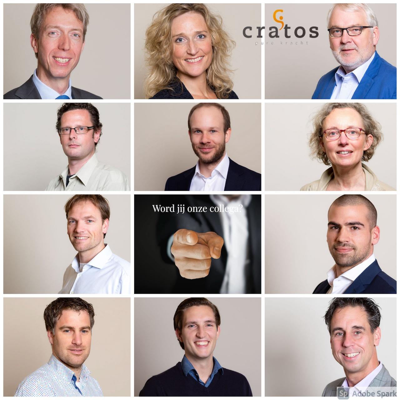 Grip op een duurzame toekomst - Cratos Consulting - collega's