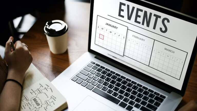 Events kalender Cratos Consulting
