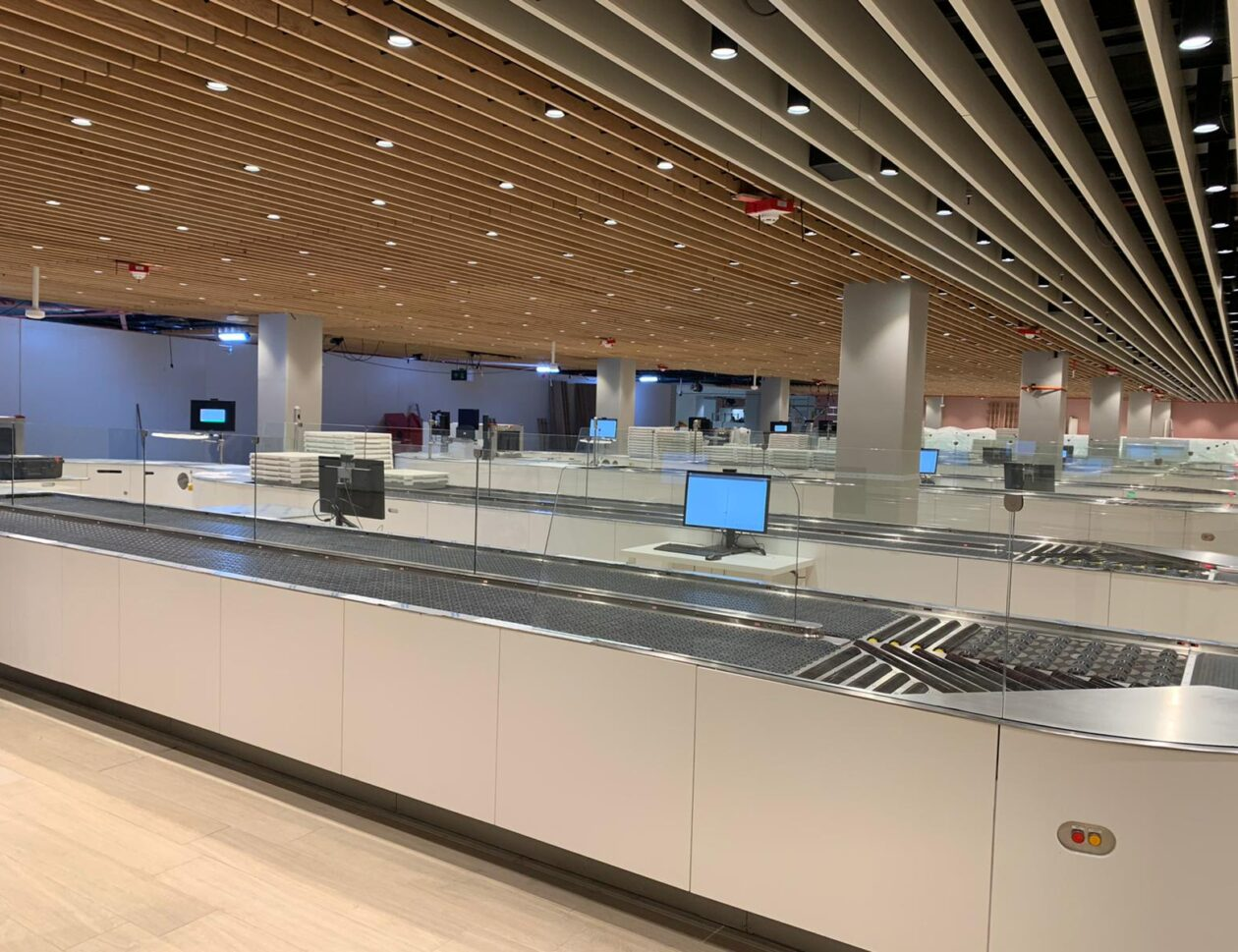 Herontwikkeling Vertrek & Lounge 1 - Schiphol - Cratos Consulting